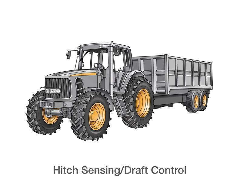 Hitch Sensing/Draft Control