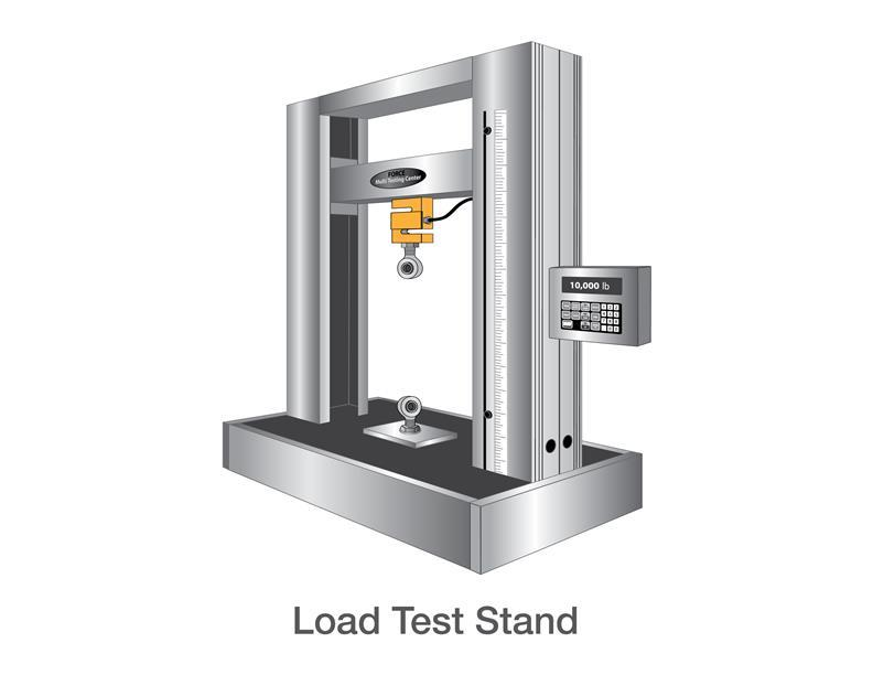 Load Test Stand