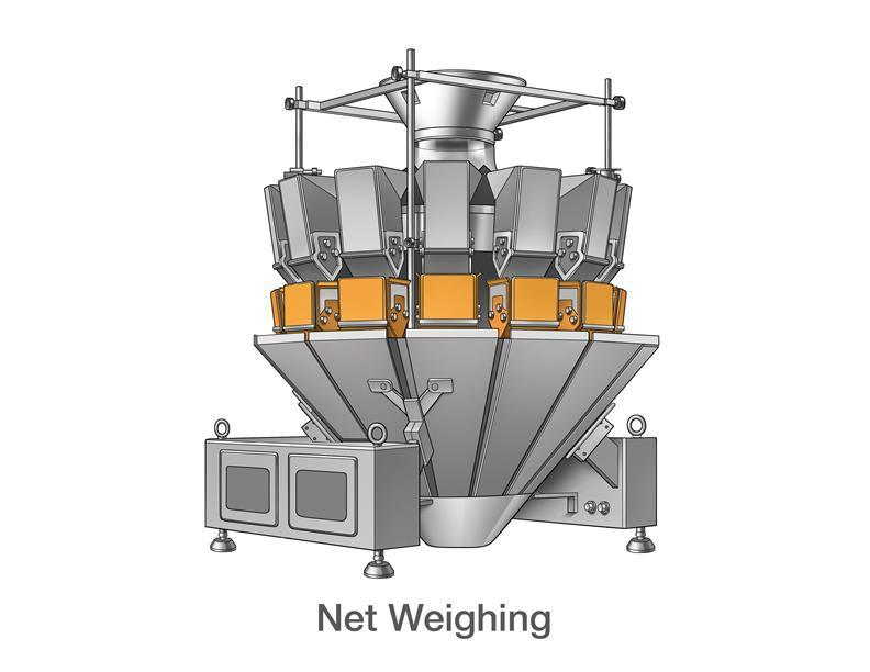 Net Weighing