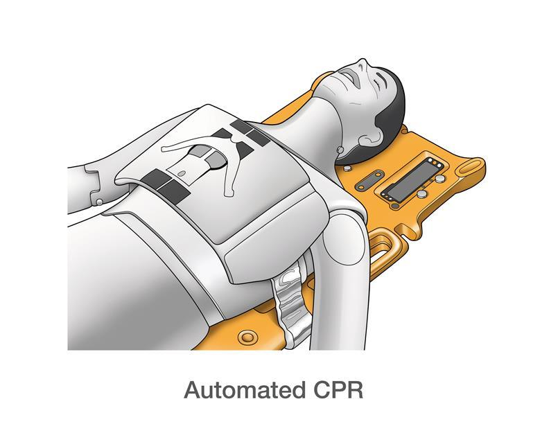 Automated CPR