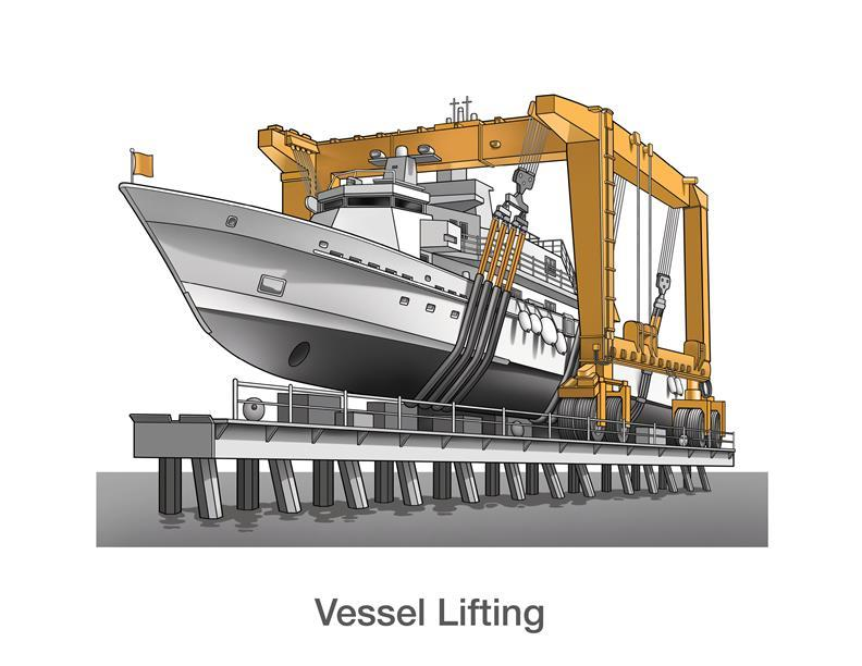 Vessel Lifting