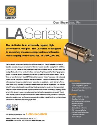 Datasheet on LA (Clevis