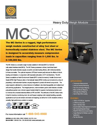 Datasheet on MC (Mid Range / High Range