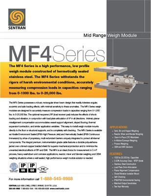 Datasheet on MF4 (Mid Range