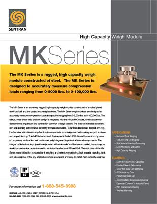 Datasheet on MK (High Range