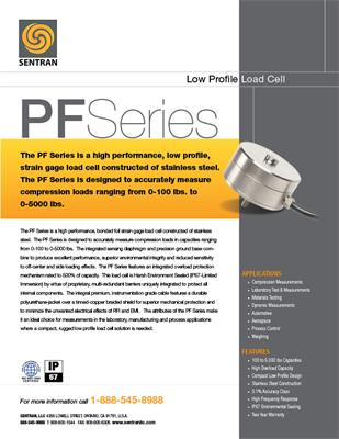 Datasheet on PF (Low Profile