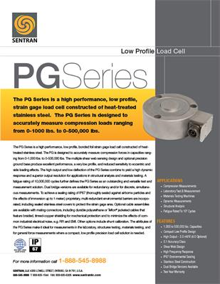 Datasheet on PG (Low Profile