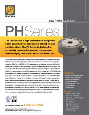 Datasheet on PH (Low Profile