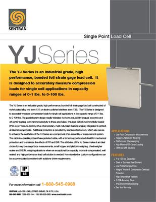 Datasheet on YJ (Single Points