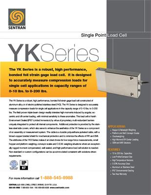 Datasheet on YK (Single Points