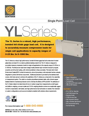Datasheet on YL (Single Points