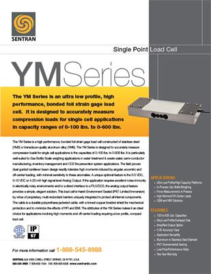 Datasheet on YM (Single Points