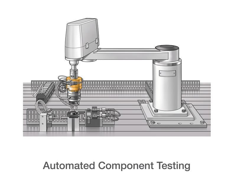 Automated Component Testing