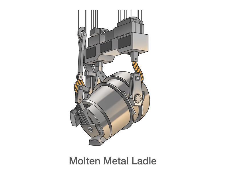 Molten Metal Ladle