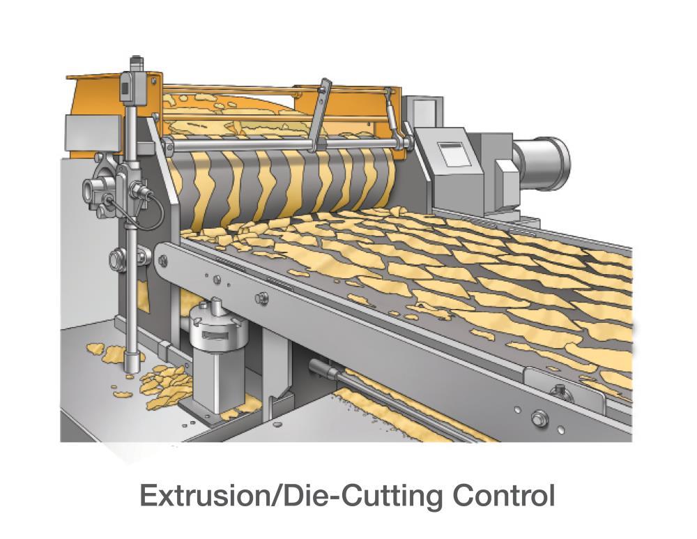 Extrusion/Die Cutting Control