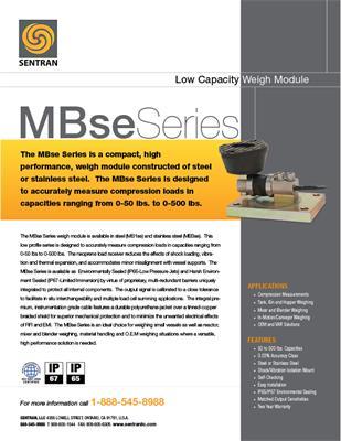 Datasheet on MBse (Low Range