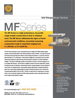 Datasheet on MF (Mid Range