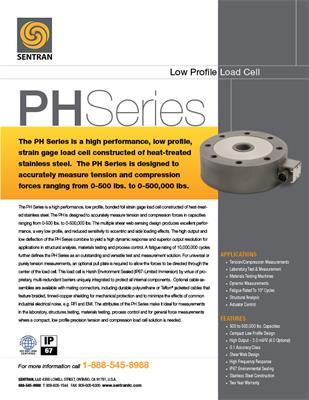 Datasheet on PH (Low Profile