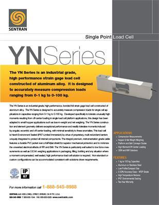 Datasheet on YN (Single Points